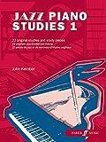 Jazz Piano Studies 1 (Piano Solo): Level 1 (Faber Edition: Jazz Studies)