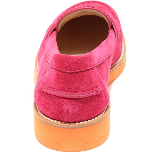 42810 mocassino TODS scarpa donna loafer shoes women TOD'S Fucsia
