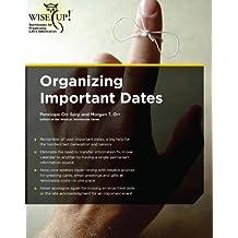 Organizing Important Dates