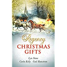 Regency Christmas Gifts: Scarlet Ribbons / Christmas Promise / A Little Christmas (Mills & Boon M&B) (Mills & Boon Special Releases)