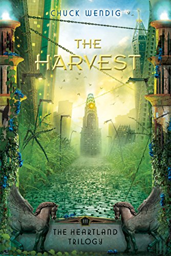 Buchseite und Rezensionen zu 'The Harvest (The Heartland Trilogy Book 3) (English Edition)' von Chuck Wendig