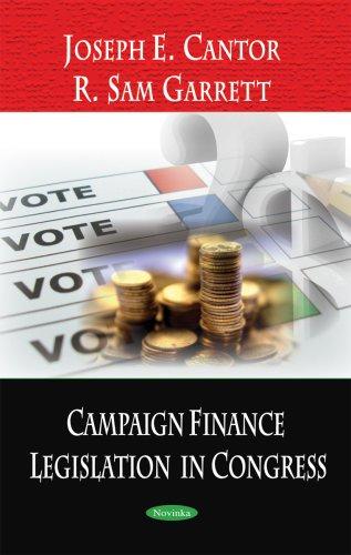 Campaign Finance Legislation in Congress