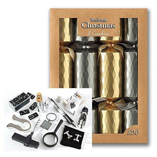luxe-silver-gold-crackers-waitrose-8-par-paquet