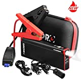 Best Battery Jump Starters - Car Jump Starter - 1000A 18000mAh Car Battery Review