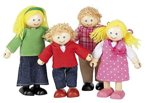 Tidlo : White Doll Family