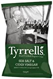 Tyrrell's Cider Vinegar und Sea Salt 150 g, 12er Pack (12 x 150 g)