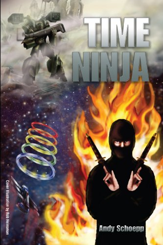 Time Ninja (English Edition) eBook: Andy Schoepp: Amazon.es ...