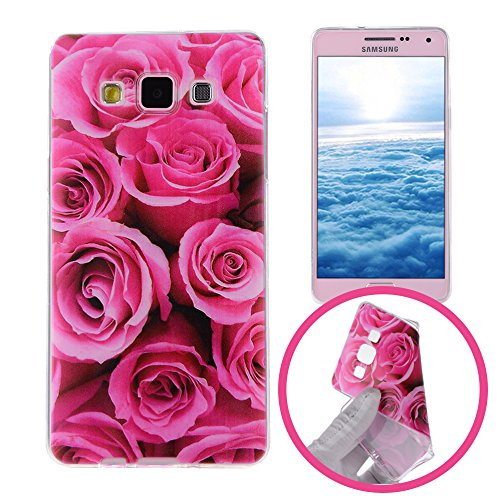 custodia gel iphone 8 rosa