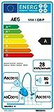AEG VX4-1CB P Aspirapolvere con sacchetto, 750W, colore: blu