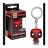 Funko-Deadpool idée Cadeau, Porte-clés, à Collectionner, Comics, Manga, série TV, Multicolore, 31733