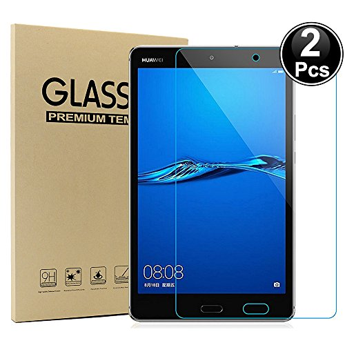 Ash-case HD Ultra-klar Anti-Kratz Anti-Fingerabdruck Bildschirmschutzfolie Glas Panzerglas Folie Screen Protector Für Huawei Mediapad M3 Lite 8.0