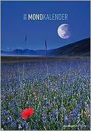 Mondkalender 2016 - Mondplaner mit täglichen Hinweisen 24