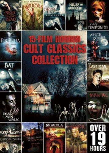 15 Film Horror Cult Classics Collection