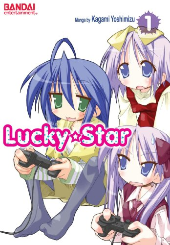 Lucky Star, Volume 1 (Lucky Star (Bandai)) (Comic Star Lucky)