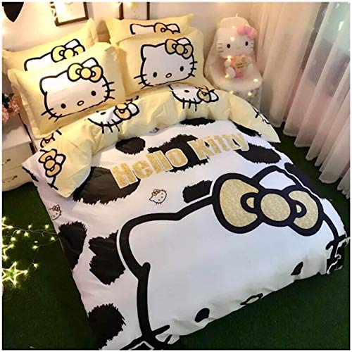 Lenzuola Di Hello Kitty.Buy Game Hello Kitty Sheets Online At The Best Price Wampoon