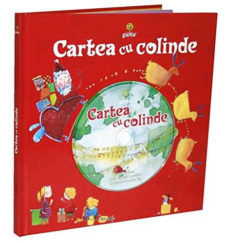 CARTEA CU COLINDE SI CD