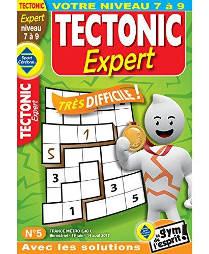 Tectonic Expert Niveau 7 à 9 par sportcerebral