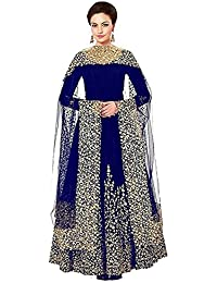 Amazonin Gowns Ethnic Wear Clothing Accessories