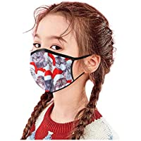 SIOPEW Bandanas Protection Dustproof Windproof Cover Breathable Outdoor Fashion Reuse Half Balaclava Adjustable Lanyard Handy Convenient Safety Rest Holder Rope