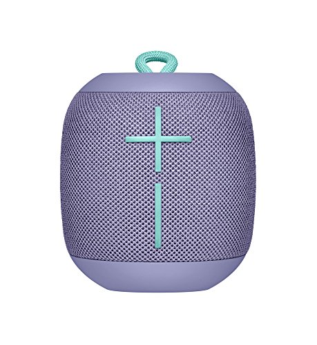Enceinte Bluetooth Ultimate Ears WONDERBOOM étanche avec connexion Double-Up - Lilas/Violet