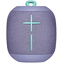 Ultimate Ears WONDERBOOM Altoparlante Wireless Bluetooth, Resistente agli Urti e Impermeabile con Connessione Doppia, Singolo, Lilla
