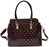 Blancho Bettwäsche-Frauen [modische S # 1] PU-lederne Handtaschen-Art- und Weiseelegante Einkaufstasche Burgunder