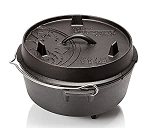 Petromax Feuertopf ft4.5 (Dutch Oven): Amazon.de: Garten