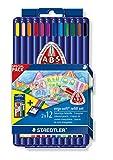 Staedtler ergo soft 157 SB12P2 Buntstifte
