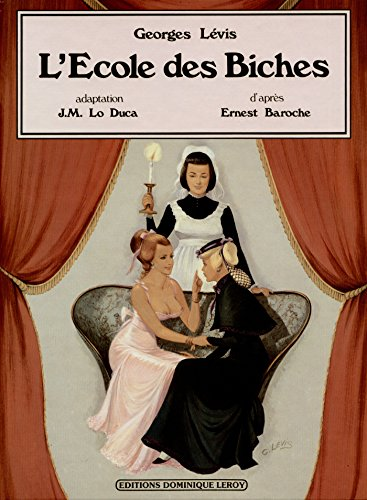 L'École des Biches en BD par J.-M. Lo Duca