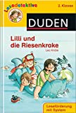 DUDEN Lesedetektive 2. Klasse: Lilli und die Riesenkrake