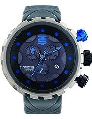 Reloj para hombre Chrono TechnoSport - Silber/gris oscuro
