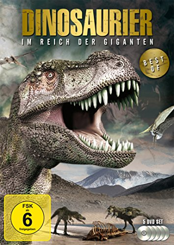 Dinosaurier - Im Reich der Giganten (Neuauflage) (5 DVDs)