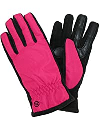 totes ISOTONER Womens Nylon SmarTouch Winter Texting Gloves