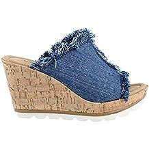 MINNETONKA - Fashion / Mode - York - Bleu