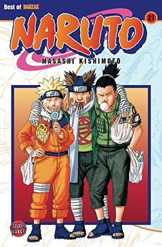Naruto, Band 21 (Band 21)