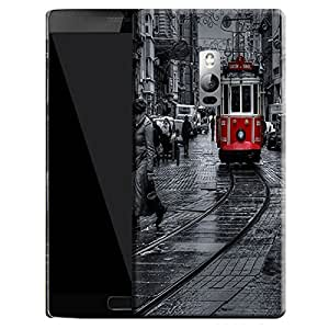 Theskinmantra Downtown back cover for OnePlus 2