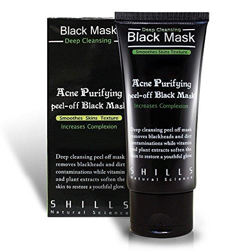 black-mask-schwarze-acne-purifying-peel-off-aktivkohle-maske-mitesser-pickel-akne-entferner-gesichts