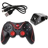 Baodanjiayou T3sans Fil Bluetooth Gamepad Manette de Jeu sans Fil Contrôleur de...