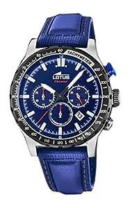Reloj Lotus caballero crono 18587/2