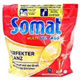 Somat Multi-Gel Spülmaschinentabs Lemon konzentrierte Gel 22 Tabs