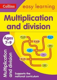 Multiplication and Division Ages 7-9: Prepare for School with Easy Home Learning