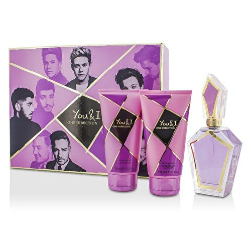 One Direction You & I Coffret: Eau De Parfum Spray 100ml + Body Lotion 150ml + Shower Gel 150ml 3pcs