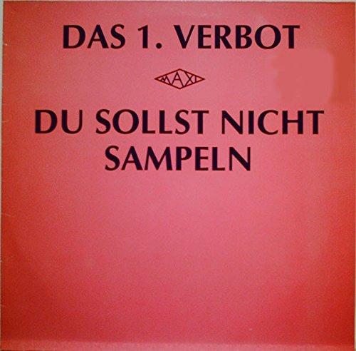 Du sollst nicht sampeln (6:25min., 1988) [Vinyl Single]