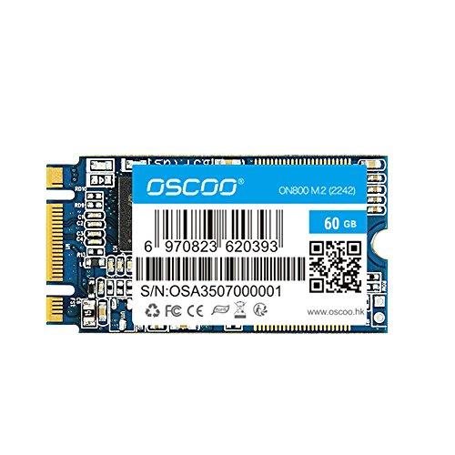 Docooler Disque SSD Disque SSD interne 60G/120G/240G de NGFF pour ordinateurs portables