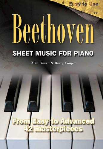 Beethoven (Sheet Music for Piano)