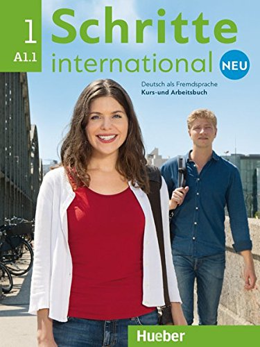Schritte international neu. Kursbuch-Arbeitsbuch. Per le Scuole superiori. Con CD Audio. Con espansione online: 1