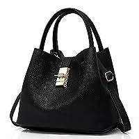 TnXan Women Totes Bag Pu Patent Leather Women Bags Mobile Messenger Shoulder Bags Luxury Brand Ladies Handbag Cross Buns Casual Daypacks