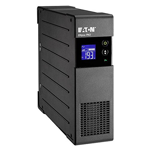 Eaton Ellipse PRO 650 FR - uninterruptible power supplies (UPSs) (Type E (FR), C14 coupler, Rackmount/Tower, 2U, Sealed Lead Acid (VRLA), 50/60)