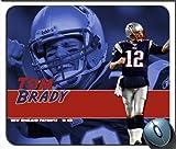 Custom Tom Brady - New England Patriots Mouse Pad v3 g4215
