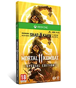 Mortal Kombat 11 Special Edition - Xbox One